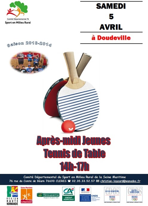 affiche doudeville